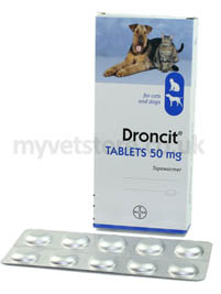Droncit Tablets 50mg